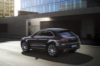 新型SUV「ポルシェ・マカン」の受注がスタートの画像