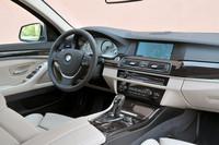 BMWアクティブハイブリッド5(FR/8AT)【海外試乗記】の画像