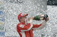 2001年ザウバーでGPデビューを果たしたキミ・ライコネン。マクラーレンでの5年間で逃してきたタイトルを、シューマッハーが去ったフェラーリで手に入れた。(写真=Ferrari)