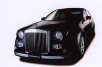光岡自動車、フラッグシップセダン「GALUE(ガリュー)」の仕様を変更の画像