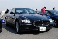 【JAIA2007】「クワトロポルテ」にオートマチック仕様を追加(フェラーリ/マセラティ)
