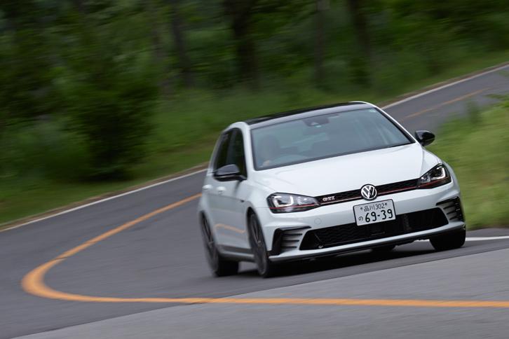 フォルクスワーゲン・ゴルフGTIクラブスポーツ トラックエディション(FF/6AT)【試乗記】