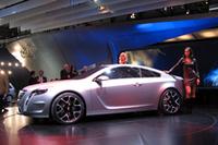 オペルのコンセプトカー、GTS。