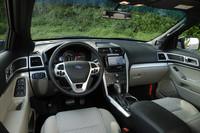 フォード・エクスプローラーXLT(4WD/6AT)【短評】