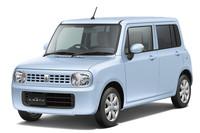 スズキ、「MRワゴン」と「アルト ラパン」の燃費を改善