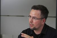 ZFレースエンジニアリング社のパワートレーン・テクノロジー・マネージャー、マイケル・イストチェンコ氏。