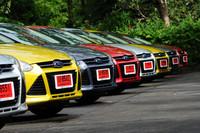 日本にはフォードのタイ工場で生産された「フォーカス」がやってくる。