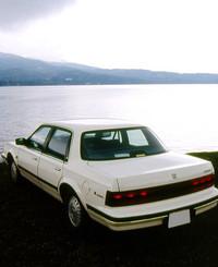 ボクが1990年代中頃、東京で乗っていた「ビュイック・リーガル」(米国名:センチュリー)。