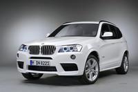 「BMW X3 M Sportsパッケージ装着車」