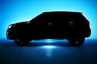 スズキがSUVのコンセプトカーを出品【フランクフルトショー2013】の画像