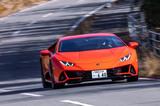ランボルギーニ・ウラカンEVO(4WD/7AT)【試乗記】