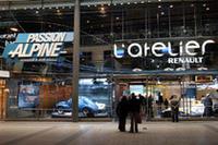 「アルピーヌ特別展」が、パリで開催中