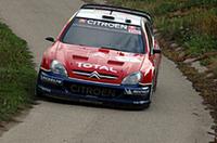 【WRC 2005】第11戦ドイツ、ロウブの勢い止まらず今季8勝目を獲得!の画像