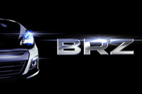 新型FRスポーツ「スバルBRZ」公開へ【東京モーターショー2011】