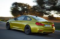 BMW、新型「M3セダン」「M4クーペ」を受注開始の画像