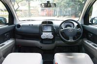 トヨタ・パッソG(4WD)【ブリーフテスト】の画像