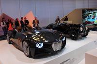 「BMW 328オマージュ」と「BMW 328」