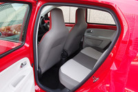 VW、新型スモールカー「up!」を発売の画像