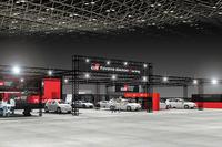 【東京オートサロン2017】トヨタ、「ヴィッツ」と「アクア」の「TGRコンセプト」を出展の画像