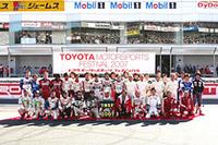 2人の日本人F1ドライバーも参加、「トヨタモータースポーツフェスティバル2007」
