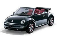 世界統一限定車、スペシャルカラーを纏った「VWニュービートルカブリオレ」の画像