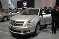 「上海GM キャデラックSRX」