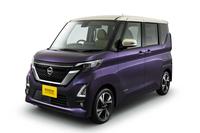 新型日産ルークスGターボ プロパイロットエディション(FF車)