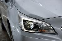 スバル・レガシィB4リミテッド(4WD/CVT)【試乗記】の画像