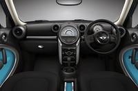 MINIクロスオーバーの特別仕様車、3色で発売の画像