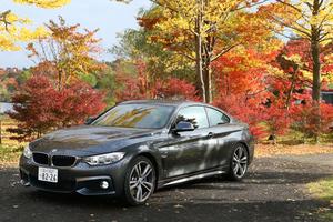 BMW 435iクーペ Mスポーツ(FR/8AT)【試乗記】