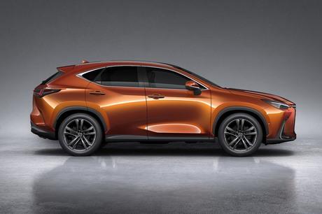 2021年秋ごろに販売がスタートする、新型「レクサスNX」。グローバルで高い人気を得ている初代モデルに対し...