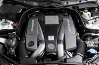 独メルセデス、「E63 AMG」のエンジンをダウンサイズ