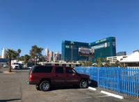 ラスベガスにて。「iPhone X」で撮影。