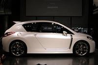 世界的な日本アニメに、ホンモノのコンセプトカー登場の画像