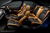 スバルWRX S4に上質なインテリアの限定モデル【東京モーターショー2015】の画像