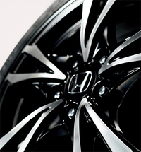 「ホンダCR-Z」にタンレザー内装の特別仕様車の画像