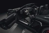 「ポルシェ・ボクスターS」に黒い限定車が登場の画像