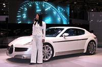 【ジュネーブショー2003】トヨタ、日産、マツダ、スバル
