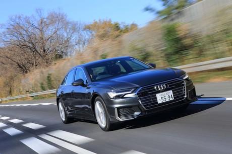 2019年3月に日本導入が始まったアウディの新型「A6」。同時にデビューした「セダン」とステーションワゴン...