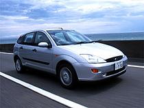 フォード・フォーカス1600ギア(4AT)【ブリーフテスト】