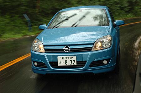 オペル・アストラ 1.8 Sport(4AT)/アストラ 2.0 Turbo Sport(6MT)【試乗記】