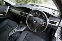 BMW 530d (6AT)【試乗記】の画像