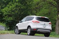 フォードの世界戦略を担うミドルサイズSUV「クーガ」。北米では「エスケープ」の名で販売されている。