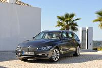 「BMW3シリーズツーリング」