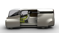 【東京モーターショー2017】トヨタ車体が新しい商用車と超小型モビリティーを提案の画像