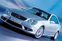 メルセデスベンツの高性能モデル「CLK55 AMG」発売の画像