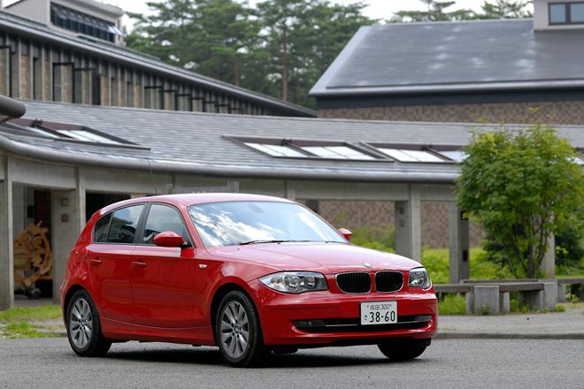 BMW 116i(FR/6AT)【ブリーフテスト】