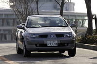 ルノー・メガーヌ・グラスルーフカブリオレ【試乗速報】の画像