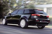 アルファロメオ「159」「159スポーツワゴン」が値上げ