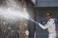 F1第5戦スペインGPを制したメルセデスのルイス・ハミルトン(写真)。今季3回目のポールポジションから2勝目を飾った。(Photo=Mercedes)